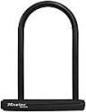 Deals List: Master Lock 8170D U Lock, 6-1/8 in. Wide, Black