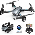 Deals List: SNAPTAIN A15H Foldable FPV WiFi Drone