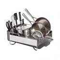 Deals List: KitchenAid Full Size Dish Rack, Light Grey