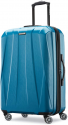 Deals List: Samsonite Centric 2 Hardside Expandable Luggage with Spinner Wheels, Caribbean Blue, Checked-Medium 24-Inch