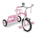 Deals List: Radio Flyer Classic Pink Dual Deck Tricycle 12-inch