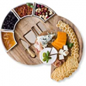 Deals List: ChefSofi Cheese Cutting Board Set for Entertaining and Serving