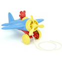 Deals List: Green Toys Disney Baby Exclusive - Mickey Mouse Airplane Pull Toy