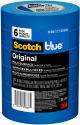 Deals List: ScotchBlue Original Painters Tape 0.94 in x 60yd 6 Rolls