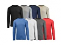 Deals List: 4-Pack Galaxy by Harvic Long Sleeve Men's Thermal Shirts