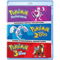 Deals List: Pokemon: The Movies 1-3 Collection Blu-ray
