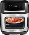 Deals List: Bella Pro Series - 4-Slice Convection Toaster Oven + Air Fryer with Dehydrator & Rotisserie Settings - Stainless Steel