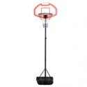 Deals List: SmileMart Portable 6.4-8.2 ft Height Adjustable Basketball Hoop Syetem for Kids/Youth Indoor/ Outdoor