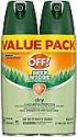 Deals List: 2-Ct 4-oz OFF! Deep Woods Insect & Mosquito Repellent VIII