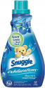 Deals List: Snuggle Exhilarations Concentrated Fabric Softener Liquid 32 oz