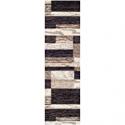 Deals List: Superior Modern Rockwood Collection Rug Runner 2-ft 6-in x 8-ft
