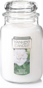 Deals List: Yankee Candle White Gardenia Scented Premium Paraffin Grade Candle Wax with up to 150 Hour Burn Time, Large Jar
