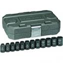 Deals List: GEARWRENCH 12 Pc 1/2-in Drive 6Pt Standard Impact Socket Set