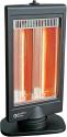 Deals List: Comfort Zone CZHTV9 Oscillating Electric Halogen Radiant Heater with Slimline Flat Panel Design