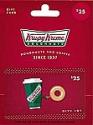 Deals List: $25 Krispy Kreme Gift Card