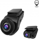 Deals List: Vantrue N4 3 Channel Dash Cam, 4K+1080P Dual Channel, 1440P+1080P+1080P Front Inside Rear Three Way Triple Car Dash Camera, IR Night Vision, Capacitor, 24 Hours Parking Mode, Support 256GB Max