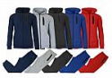 Deals List: GBH Men's French Terry Hoodie and Jogger Set, in various colors