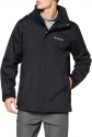 Deals List: Express Black Nylon Stretch Water-Resistant Topcoat