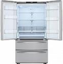 Deals List: LG 27 cu. ft. 4-Door French Door Refrigerator (model LMWS27626S)