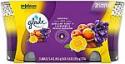 Deals List: Glade Candle Jar, Air Freshener, 2in1, Jubilant Rose & Lavender & Peach Blossom, 6.8 oz, Pack of 2