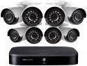 Deals List: Lorex 8 Channel 1080P Surveillance System w/1TB Drive, 8 Cam