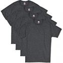 Deals List: 4-Pack Hanes Mens ComfortSoft Short Sleeve T-Shirt