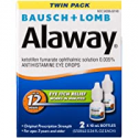 Deals List: 2PK Bausch + Lomb Alaway Allergy Relief Eye Drops 10 mL
