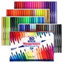 Deals List: Pagos 80 Colors Dual Brush Pens Set