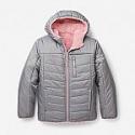 Deals List: Eddie Bauer Kids Deer Harbor Reversible Hooded Jacket
