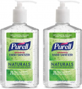 Deals List: 2 x PURELL Advanced Hand Sanitizer Naturals (28 fl. oz. Pump Bottles)