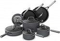 Deals List: Ninja Foodi NeverStick Premium Hard-Anodized 10-pc Cookware Set  + Free $30 Kohls Cash