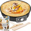 Deals List: G&M Kitchen Essentials Crepe Maker Machine