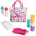Deals List: Mommy & Me Baby Doll Accessories 5 Pocket Diaper Bag