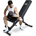 Deals List: FLYBIRD Weight Bench, Adjustable Strength Training Bench