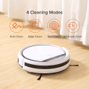 Deals List: ILIFE V3s Pro Robot Vacuum Cleaner, Tangle-free Suction , Slim, Automatic Self-Charging Robotic Vacuum Cleaner, Daily Schedule Cleaning, Ideal For Pet Hair,Hard Floor and Low Pile Carpet