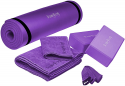 Deals List: HemingWeigh 1 inch Thick Yoga Mat, Extra Thick, Non Slip Exercise Mat for Indoor and Outdoor Use