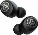 Deals List: JLab Audio - Go Air True Wireless In-Ear Headphones - Black, EBGOAIRRBLK82