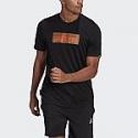 Deals List: adidas Men's Camo Box Logo Graphic Tee