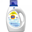 Deals List: 3-Pack Tide Free & Gentle Liquid Laundry Detergent 64 loads