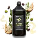 Deals List: AmazonFresh Mediterranean Blend Extra Virgin Olive Oil, 68 Fl Oz (2L)