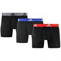 Deals List: 3PK Adidas Mens Performance Boxer Brief Underwear