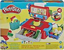 Deals List: Play-Doh Cash Register Toy for Kids 3 Years and Up with Fun Sounds, Play Food Accessories, and 4 Non-Toxic Colors