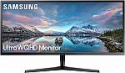 """Deals List: Samsung LS34J552WQNXZA-RB 34"""" Ultra Wide Quad HD Monitor with 21:9 Wide Screen  (Factory Reconditioned)"""