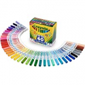 Deals List: 40CT Crayola Ultra Clean Washable Markers