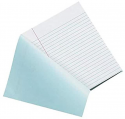 Deals List: Pacon Exam Notebook 7-inch x 8.5-inch Wide Ruled, 12 Sheets