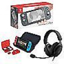 Deals List: Nintendo Switch Lite with Kinetic 212 Wired Headset & RDS Deluxe Travel Case Bundle + $40 GC