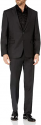 Deals List: DKNY Black Stripe Slim Fit Suit