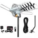 Deals List: Digital Outdoor Amplified Hd Tv Antenna 150 Miles Range