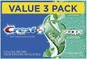 Deals List: 6 Pack Crest Plus ScopeComplete Whitening Toothpaste Minty Fresh