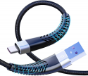 Deals List: 2-Pack Jeneek 6' USB Type-C 3A Fast Charger Cable